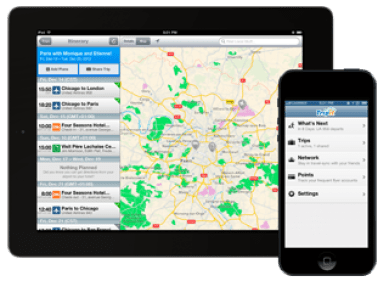 TripIt for iOS