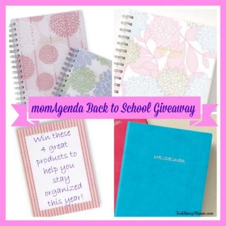 momAgenda Back to School Giveaway