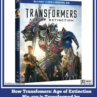 Why Dolby Atmos Sound Makes Today's Transfomers: Age of Extinction Blu-ray Release Different (giveaway)