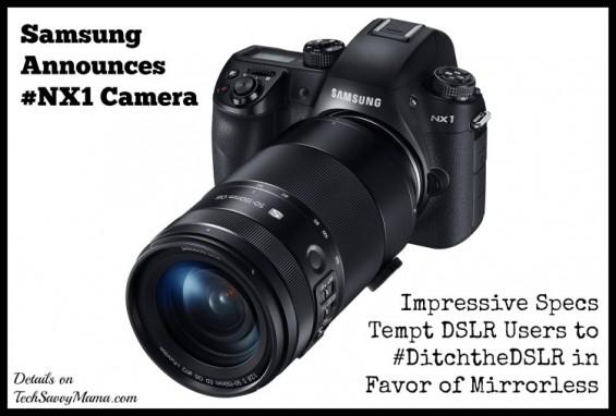 Samsung Camera Flagship #NX1