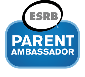 ESRB Parent Ambassador Badge