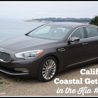 California Coastal Getaway in the Kia #K900
