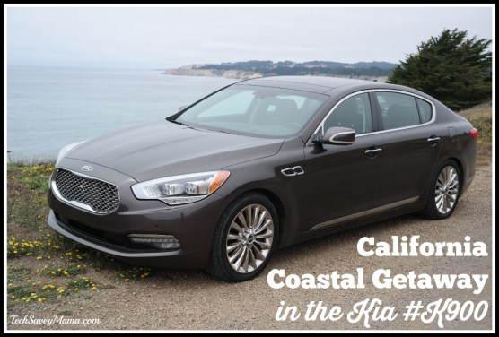 Northern California Coastal Getaway in the Kia #K900