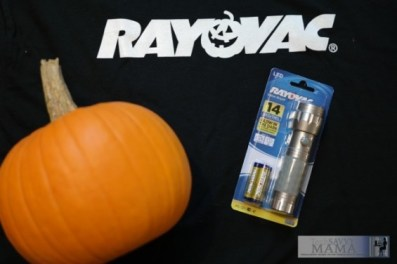 Rayovac Glow in the Dark Flashlight