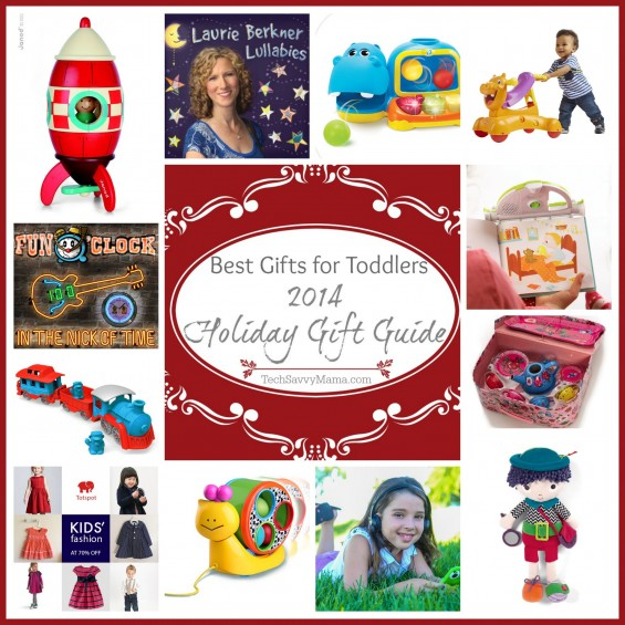 2014 Holiday Gift Guide: Best Gifts for Toddlers