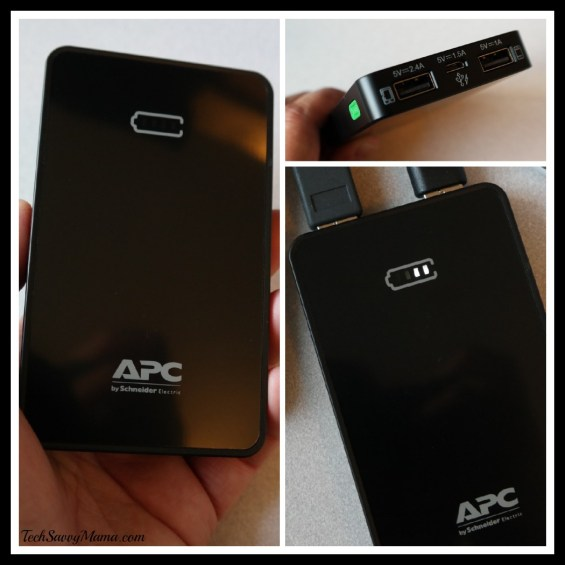APC Mobile Power Pack Closeups