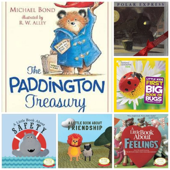 Best Holiday Books for Preschoolers