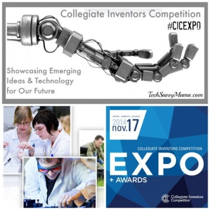 Collegiate Inventors Competition Showcasing Emerging Ideas & Tech for Our Future