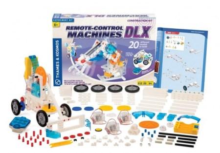 Remote Control Machines DLX