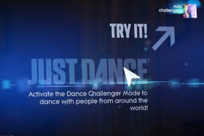Just Dance 2015 Dance Challenger Mode