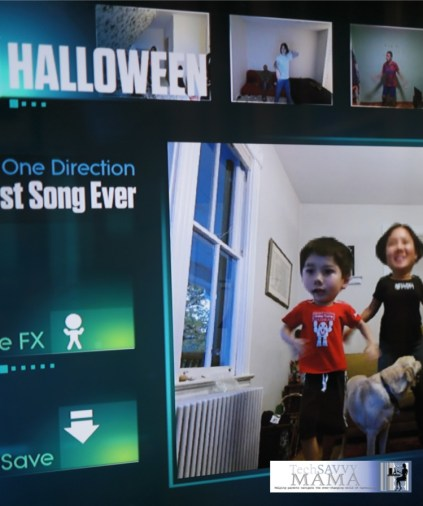 Just Dance 2015 gets the whole family moving!