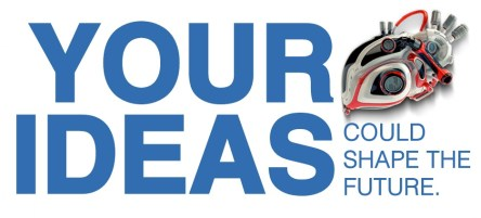 Your Ideas Could Shape the Future