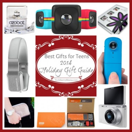 Tech Savvy Mama's 2014 Holiday Gift Guide Best Gifts for Teens