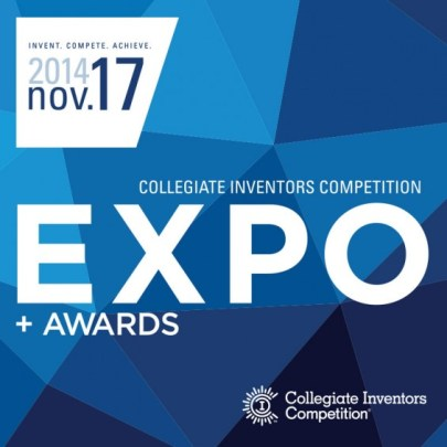 Collegiate Inventors Competition Expo