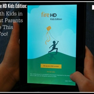 Amazon's Fire HD Kids Edition Built with Kids in Mind But Parents Can Use This Tablet Too