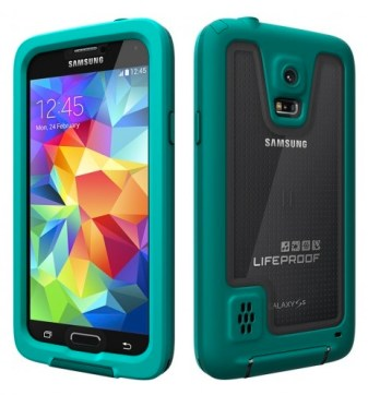 2014 Gift Guide: Gifts for Dad- Lifeproof Fre Case for Samsung S5