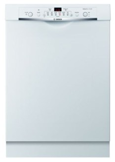 "Nine Essentials for Holiday Entertaining from HH Gregg: Bosch 24"" Stainless Steel Dishwasher"