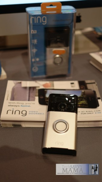 Ring Doorbell at CES 2015