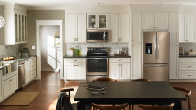 cost to renovate a kitchen barbecue sunset bronze appliances? why the newest whirlpool ...