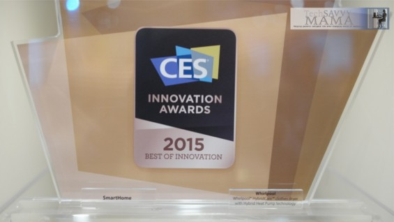 Whirlpool CES 2015 Innovation Awards