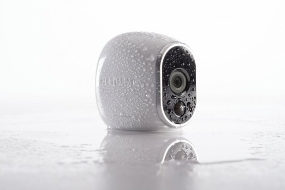 Netgear's Arlo Smart Home Security Cameras Work Outdoors in Cold or Wet Weather
