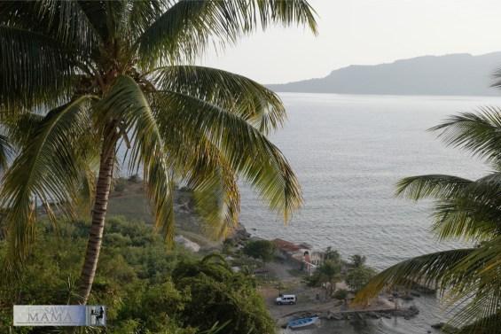 View from Cap Lamandou, Jacmel, Haiti
