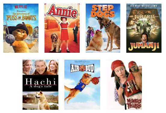 Movies for Older Animal Lovers to Stream on Netflix
