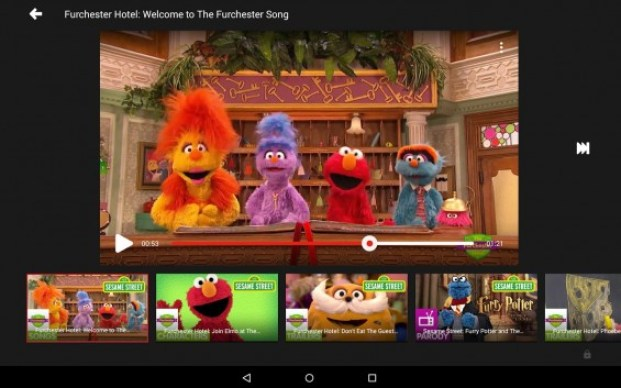 YouTube Kids App: Safer and Easier Way for Kids to Discover and Explore Favorite Video Content