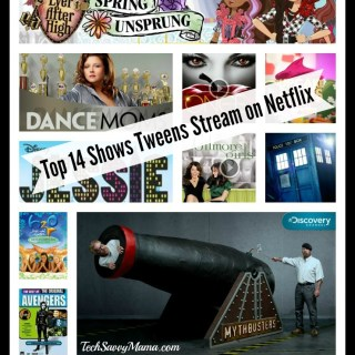 Top 14 Shows Tweens Stream on Netflix