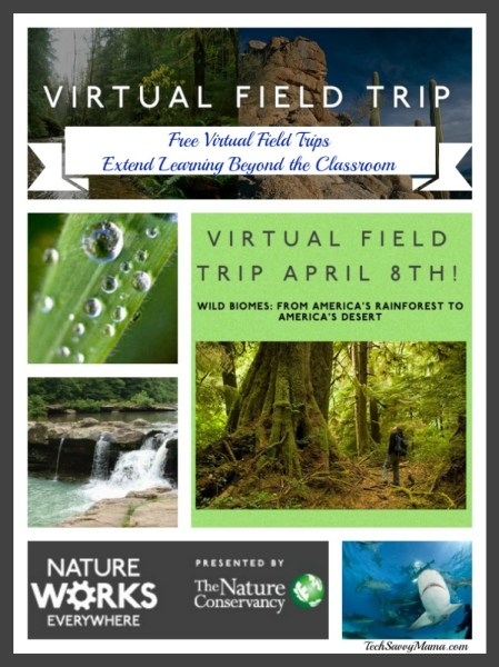 From America's Rainforest to America's Desert The Nature Conservancy's Free Virtual Field Trips Extend Learning Beyond the Classroom