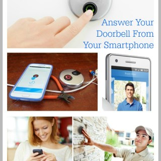 SkyBell: See Who is at Your Door From Your Smartphone (w. giveaway)