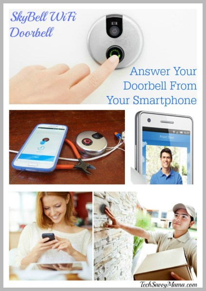 SkyBell DIY Smart Home Solution for Answering Your Door From Your Smartphone