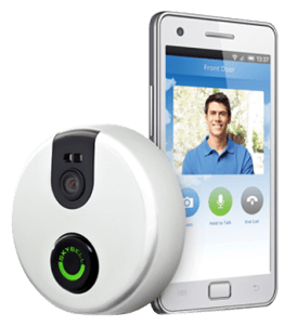 SkyBell WiFi Doorbell iOS and Android Smartphone App