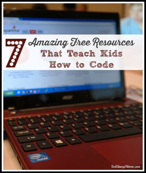 7 Amazing Free Resources that Teach Kids How to Code