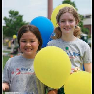 How an 11 Year Old's Ribbon Barrettes Raised $3600 for the Cystic Fibrosis Foundation