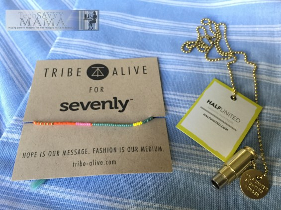 Sevenly's CAUSEBOX: A Curated Collection of Gifts for Mom that Change the World- Jewelry