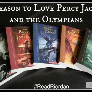 10 Reasons to Love Percy Jackson and the Olympians in Celebration of The Lightning Thief's 10th Anniversary (w. giveaway)