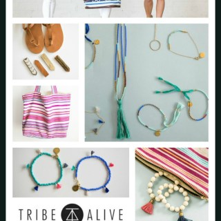 Tribe Alive: Building Sustainable Global Partnerships and Empowering Women Through Ethical Fashion