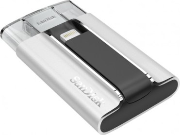Back to School Shopping? Don't Forget #SanDisk memory for iOS devices. Details on TechSavvyMama.com