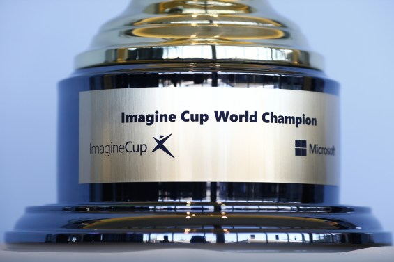 Microsoft Imagine Cup 2015 Winners Cup Detail