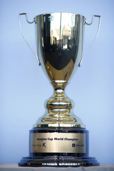 Microsoft Imagine Cup 2015 Winners Cup