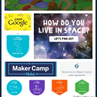 Camp Google & Maker Camp Provide Free Virtual Camp and Hands-On Learning for Ages 7-17