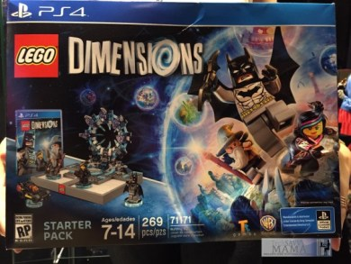 Lego Dimensions at #KidzVuzBTS with a full event recap on TechSavvyMama.com