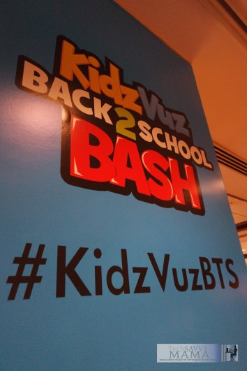 #KidzVuzBTS event recap on TechSavvyMama.com