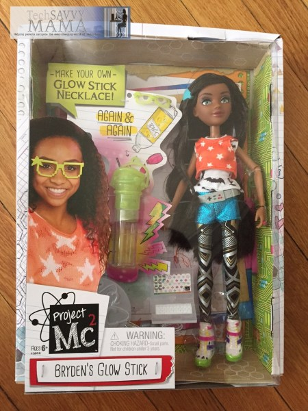 ProjectMc2 Bryden Doll