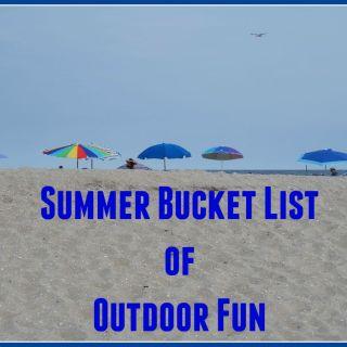 Our Summer Bucket List of Outdoor Activities to Do Before School Starts