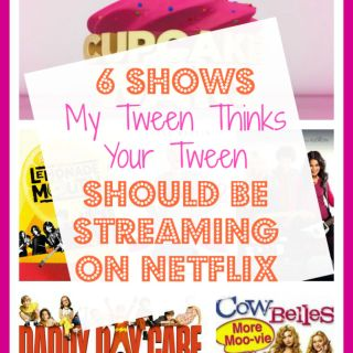 6 Shows My Tween Thinks Your Tween Should be Streaming on Netflix #StreamTeam