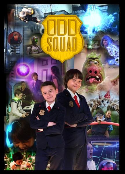 PBS Odd Squad
