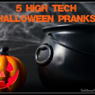 5 High Tech Halloween Prank Ideas from #BestBuyHalloween