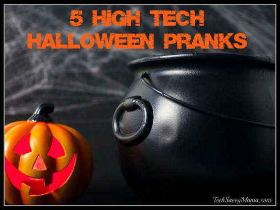 5 High Tech Halloween Prank Ideas from #BestBuyHalloween - Tech ...